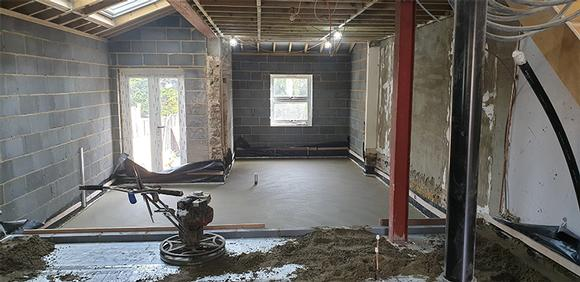 Floor Screeding Contractors in London